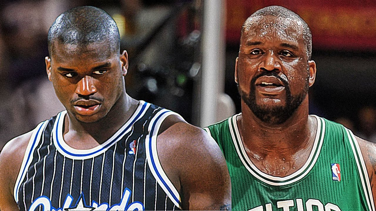 Shaquille o neals