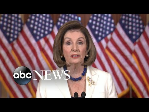 Nancy Pelosi asks to 'proceed with articles of impeachment' l ABC News