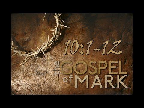 Mark 10:1-12 Bible Study - Calvary Chapel Deerfield Beach
