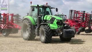Deutz Fahr unveil the new range of Series 6 and 7 tractors