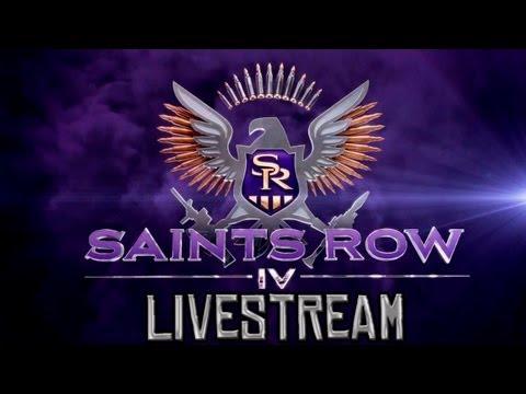 Saints Row IV Coop - Missões Secundárias Épicas [Livestream]