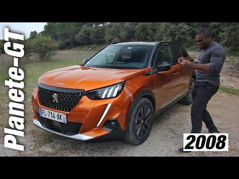 Peugeot 2008 (2020) : Le Tour du Propriétaire ! (Le Style)