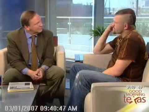Chuck Liddell Drunk Interview