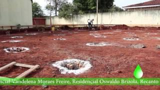 Construção do Novo Reservatório Apoiado Jd. Anchieta