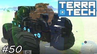 #50【ゆっくり実況】TerraTech ブロック車両で惑星開拓