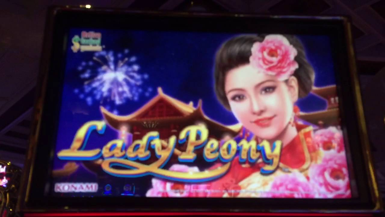 Peony Ladies Slots - Play Online for Free Now