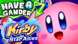 new kirby game