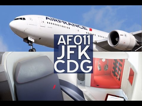 "Air France B777-200  New ""Best & Beyond"" Business Class 