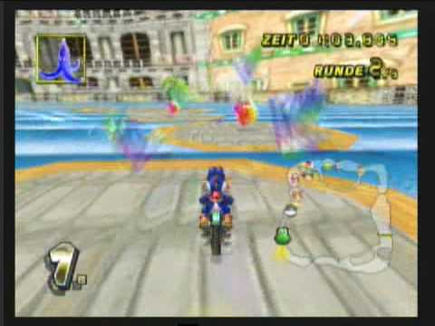 how to get shyguy on mario kart wii