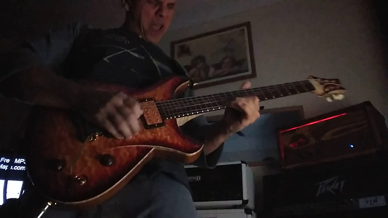 Download Frank Hartung guitar and red Iron amps