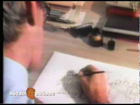La mort de Hergé - 1983