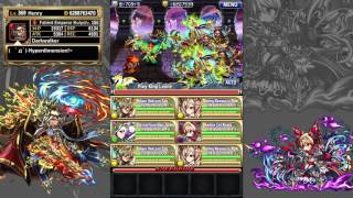 Frontier Gate 16m+ Farming Walkthrough - Brave Frontier