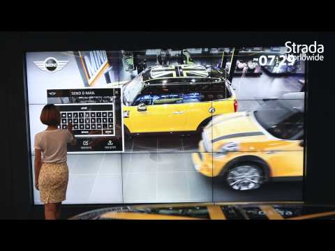 BMW Driving Center South Korea - Brand Experience by Strada