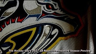 2017-18 Nashville Predators Season Preview