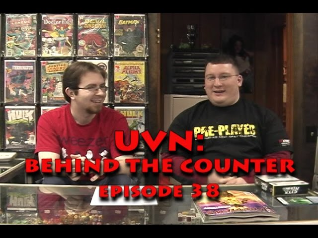 UVN: Behind the Counter 38