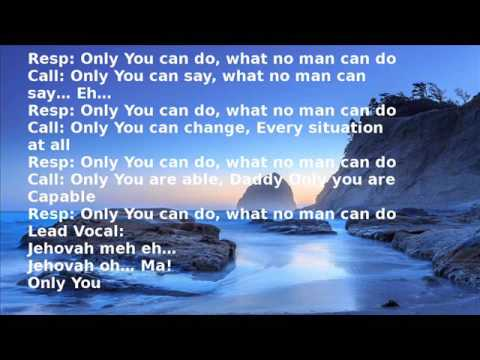 ADA ONLY YOU JESUS LYRICS
