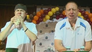 joey chestnut intro