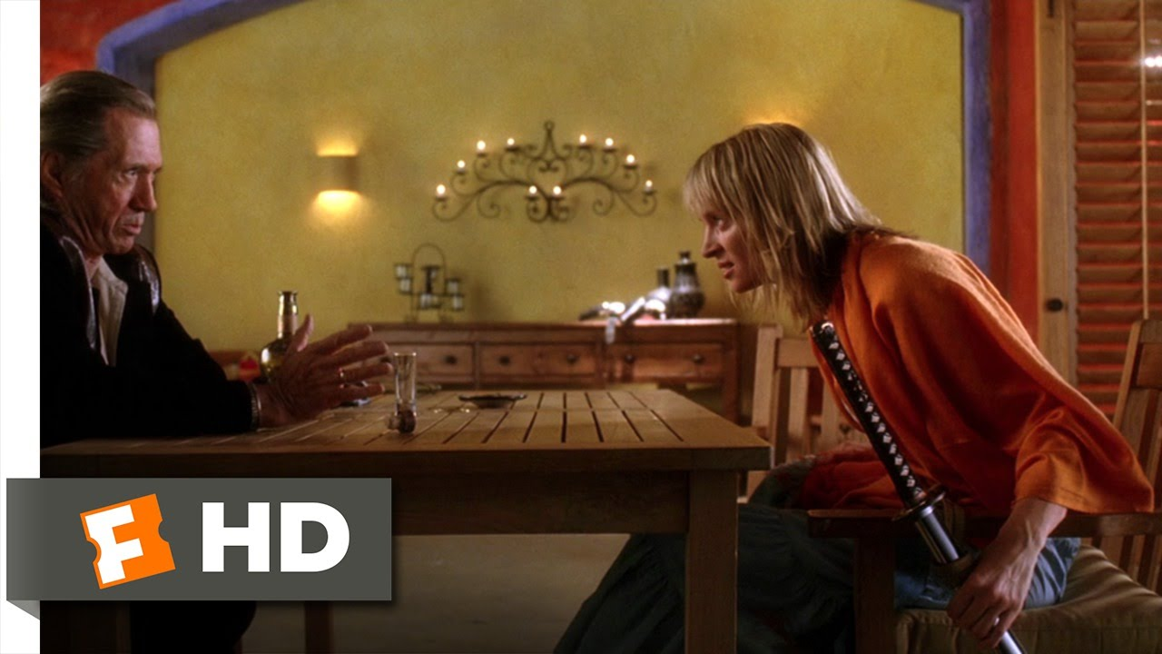 Download Kill Bill: Vol. 2 (2004) - I Overreacted Scene (11/12)   Movieclips