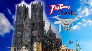 Nhà Thờ Bác Trạch | Nhà Thờ lớn nhất Việt Nam qua góc nhìn flycam | Flycam Travel
