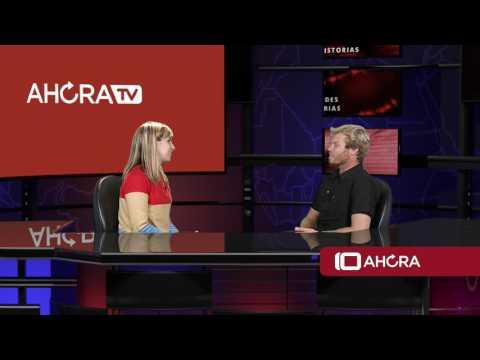 Ahora TV: Entrevista con Leandro