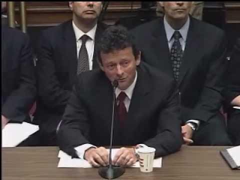 Rep. Braley Questions BP CEO, Tony Hayward