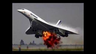 Concorde Crash Roblox Remake| SFS Flight Simulator| Roblox