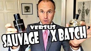 Dior Sauvage versus Pineapple Vintage X Batch
