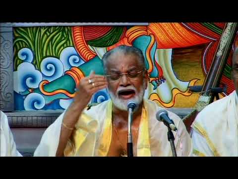 Dr. K. Radhakrishnan, Former Chairman ISRO at Guruvayoor Chembai Sangeetholsavam 2017(part A)
