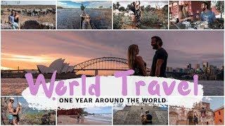 1 Year around the World   Travel Guide