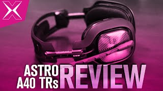 Astro A40 TR Review - Worth the upgrade?