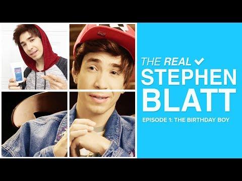 The Birthday Boy  The Real Stephen Blatt Episode 1