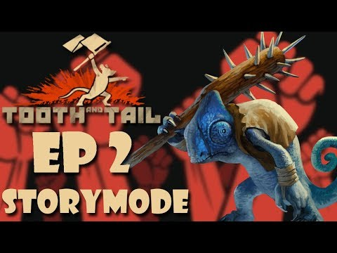 What To Do With Traitors? | Tooth and Tail Ep 2