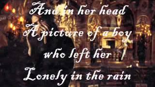 Like Cockatoos--The Cure(with lyrics)