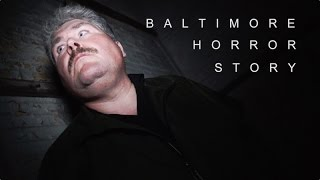 Baltimore Horror Story : Abandoned Dog Fighting Crack House & Scary Westside Brewery