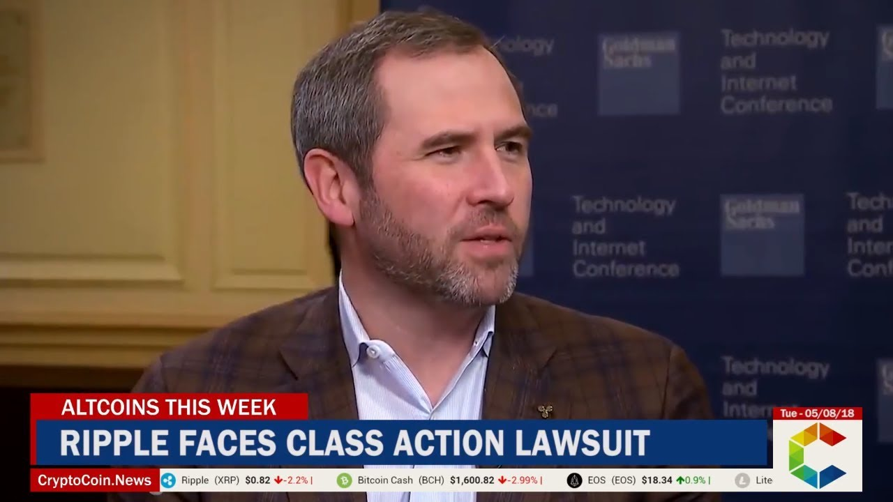 Altcoins This Week Ripple Faces Class Action Lawsuit Jpmorgan And Ibm Bet On Blockchain And More
