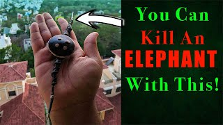 Oldest Weapon in the World? Madu / Maduvu - Capable of Attack and Defense