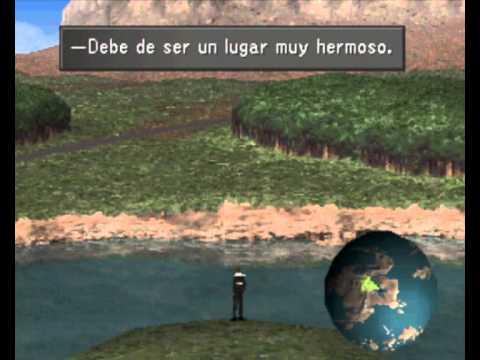 Misterios en final fantasy VIII (Lago Aubert)