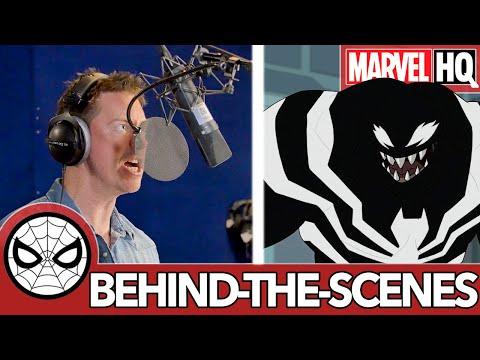 """How to Talk Like Venom"" with Ben Pronsky   Marvel's Spider-Man: Maximum Venom   FEATURETTE"