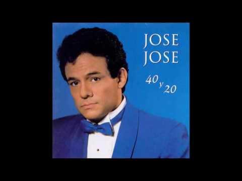 Jose Jose A fuera esta lloviendo amor