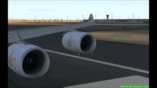 FS2004 - FlyTampa Dubai ( OMDB )