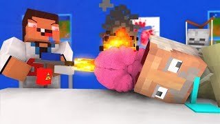 Dr. Noob Life - Operation 6 - Craftronix Minecraft Animation