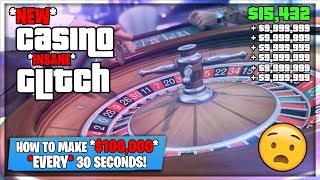 SOLO Casino MONEY GLITCH $100,000 In 30 Seconds! *AFTER PATCH* (GTA 5)