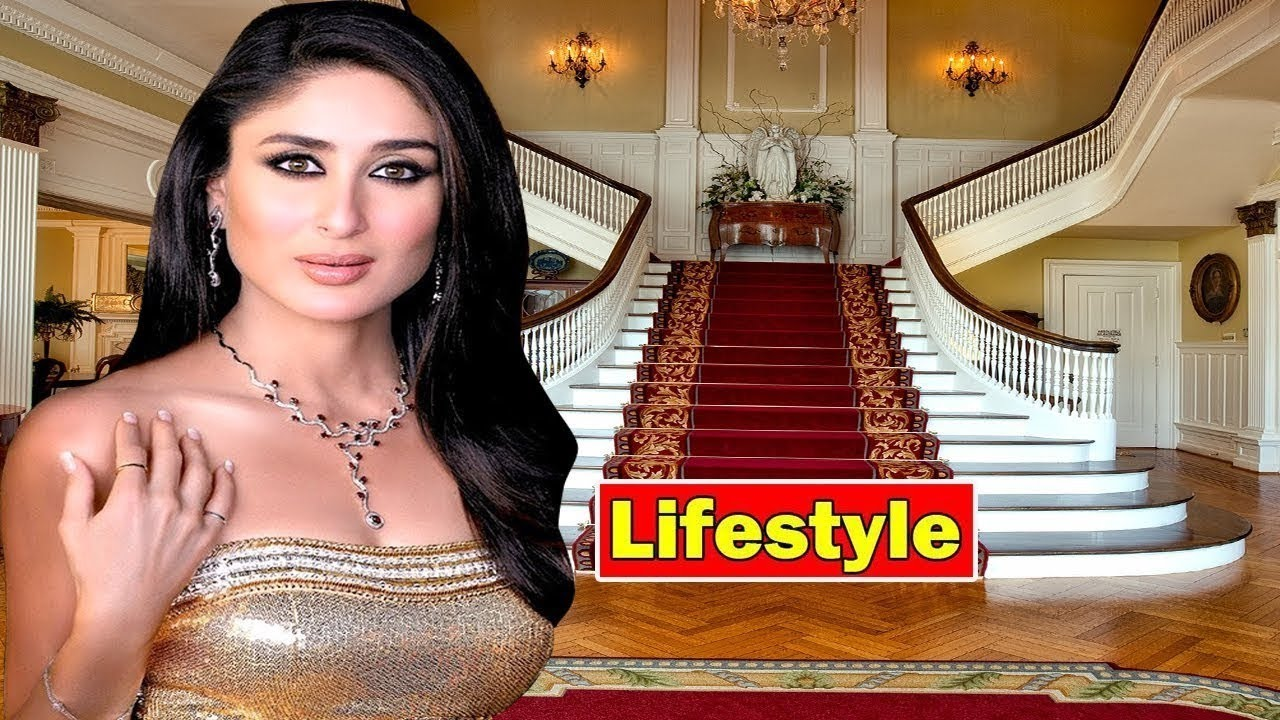 Kareena Kapoor Lifestyle, Family, Son, Husband, House, Car ...