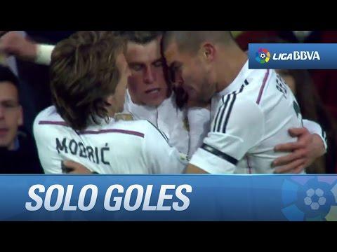 Todos los goles de Real Madrid (2-0) Levante UD