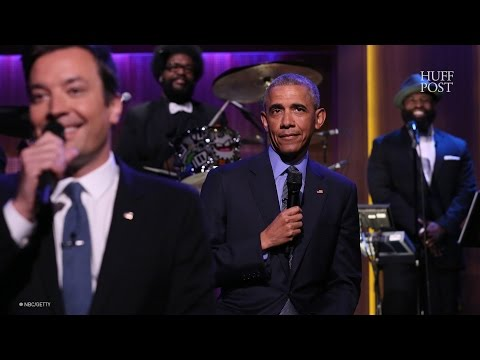 President Obama's Best Pop Culture Moments
