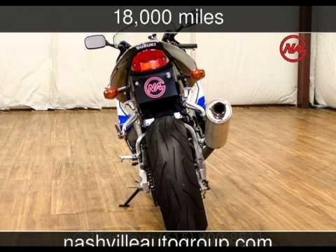 2001 Suzuki GSX  Used Motorcycles - Nashville,Tennessee - 2013-08-10