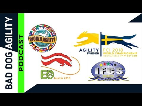 193: Who is the World Champion in Agility?
