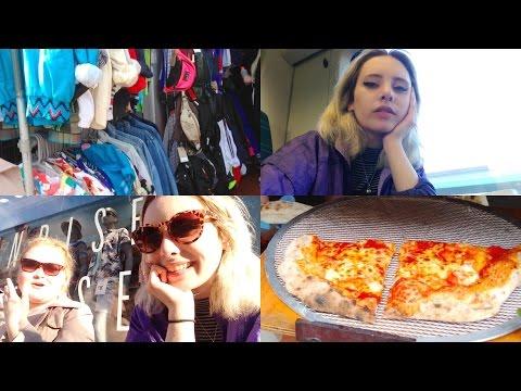 London Vlog // Camden, Small YouTuber Meet Up & SO MUCH SHOPPING!