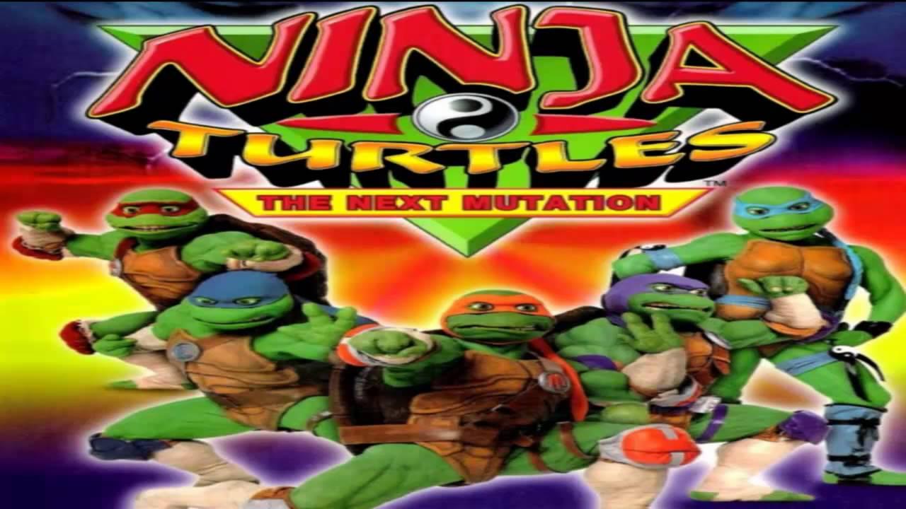 Ninja Turtles The Next Mutation