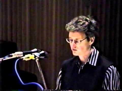 Jeff Derksen: poetry reading at Capilano College, November 1993